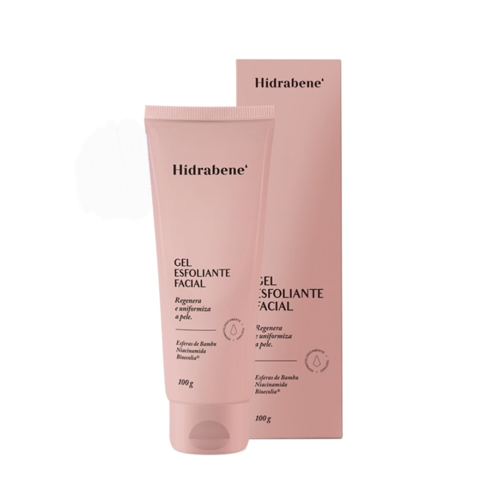 Hidrabene Gel Esfoliante Facial 100g