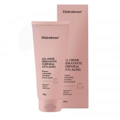 Hidrabene Gel-Creme Hidratante Corporal Anti-Aging 200g Anti-Idade