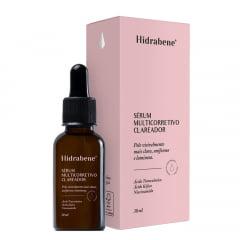 Hidrabene Sérum Multicorretivo Clareador Eficaz para Melasma