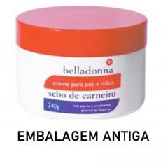 Creme Sebo de Carneiro Belladonna Atacado Kit c/8