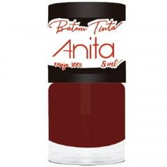 Batom Tinta Lip Tint Anita Cor 3001 - Cereja