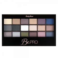 Ruby Rose Paleta Kit De Sombras Com Primer Be Pro HB-9929