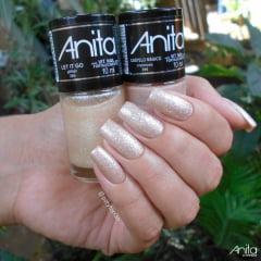 Esmalte Anita 395 Let It Go - Glitter