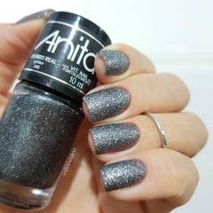 Esmalte Anita 398 Chumbo Real - Glitter