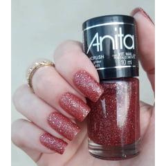 Esmalte Anita 403 #Crush - Glitter