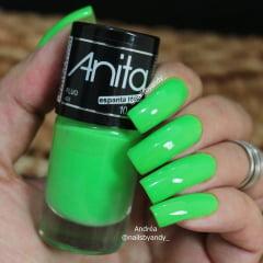 Esmalte Anita 422 Fluo - Neon Cremoso - Espanta Tedio