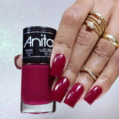 Esmalte Anita 435 Rouge - Cremoso - Outono 2019