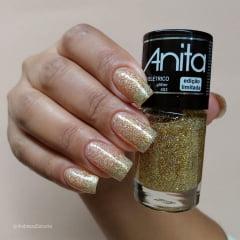 Esmalte Anita 453 Trio Elétrico - Glitter - Carnaval 2020