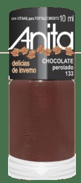 Esmalte Anita 133 Chocolate - Perolado