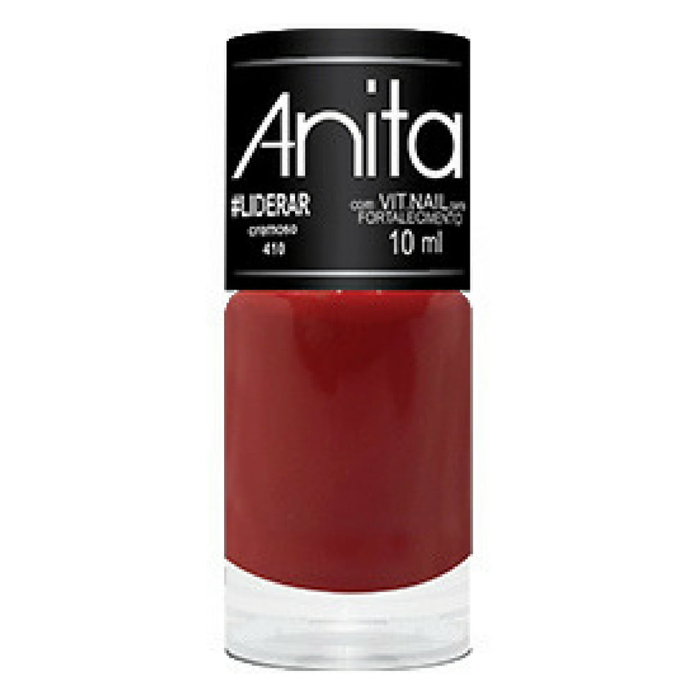 Esmalte Anita 410 #Liderar - Cremoso