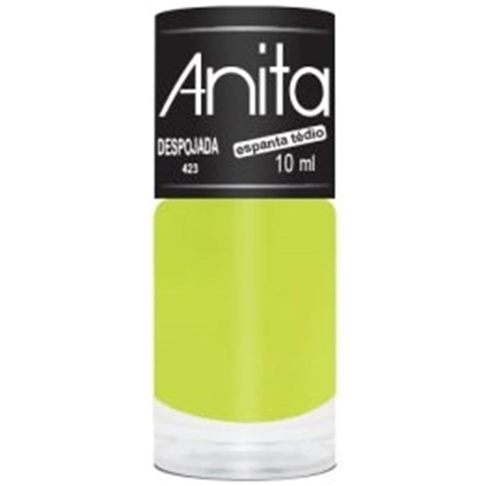 Esmalte Anita 423 Despojada - Neon Cremoso - Espanta Tedio