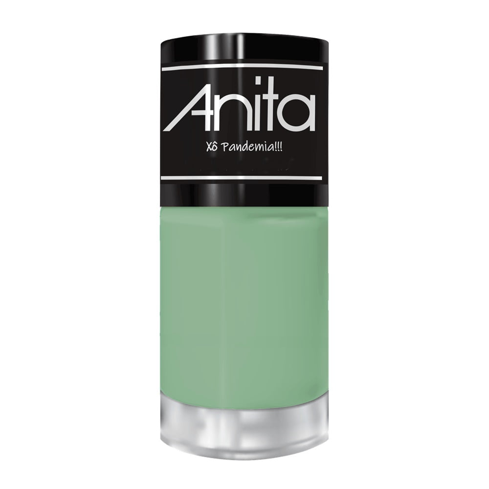 Esmalte Anita 466 40tena Good Vibes Cremoso - Xô Pandemia